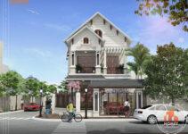yeu to anh huong gia thiet ke biet thu Ngất ngây với mẫu thiết kế biệt thự 2 tầng mái thái tại Thanh Oai Hà Nội