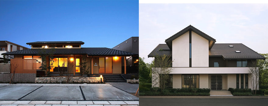 Thiết kế biệt thự kiểu Nhật Homey
