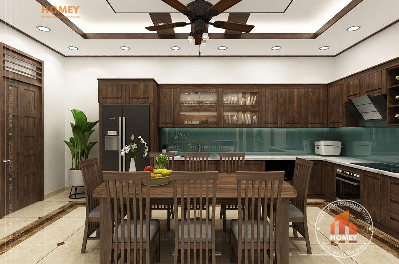Nội thất phòng bếp hiện đại 2