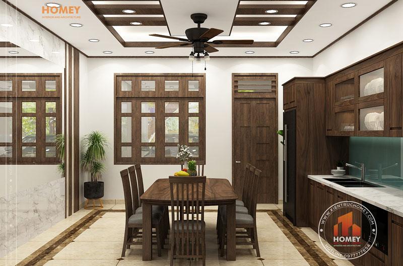 Nội thất phòng bếp hiện đại 4