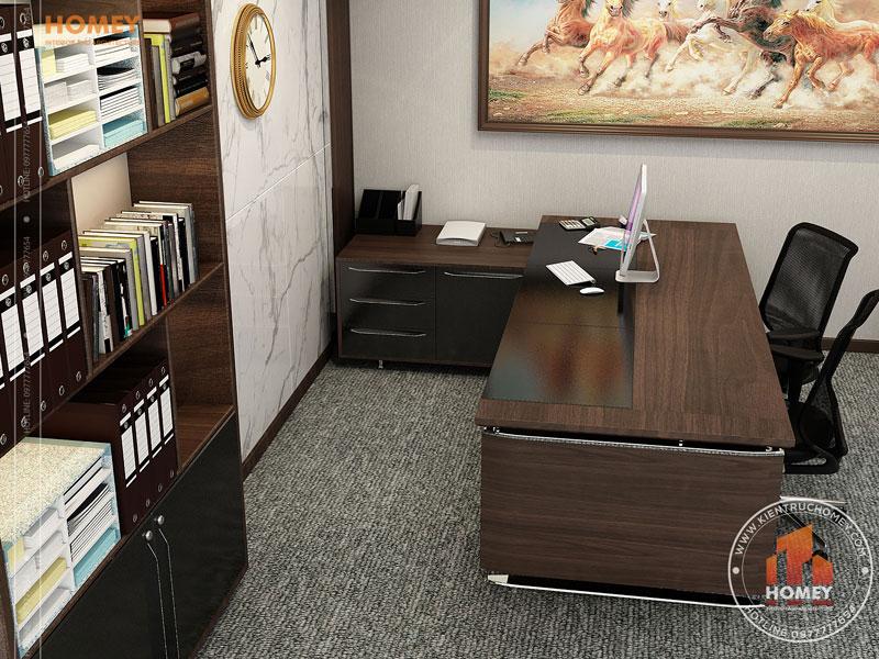 Nội thất phòng làm việc time city 3