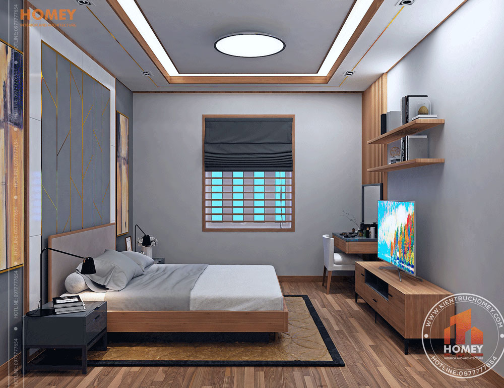 Nội thất phòng ngủ đẹp hiện đại 2