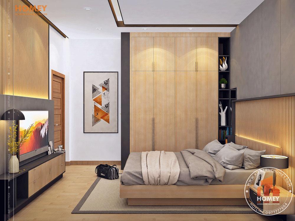 Phòng ngủ master hiện đại 2