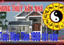 phong thuy xay biet thu 1988 Phong thủy xây biệt thự năm 2020 cho người tuổi Mậu Thìn sinh năm 1988