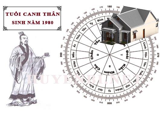 phong thuy xay biet thu canh than 1980 Tư vấn xây dựng biệt thự chuẩn phong thủy cho tuổi Canh Thân 1980