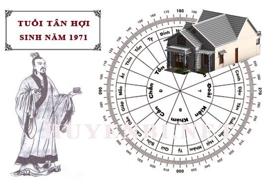 phong thuy xay biet thu tan hoi 1971 Phong thủy xây biệt thự đẹp cho gia chủ sinh năm 1971 Tân Hợi